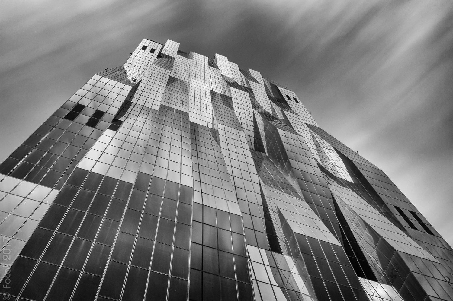 DC Tower by Mike Smith