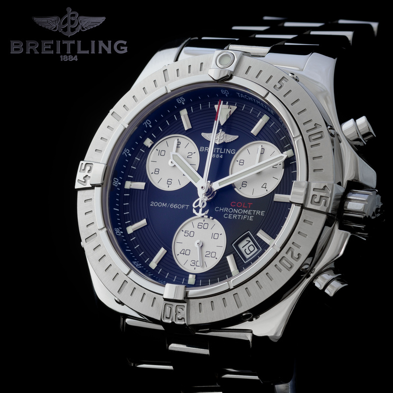 Breitling Watch by mark rosser