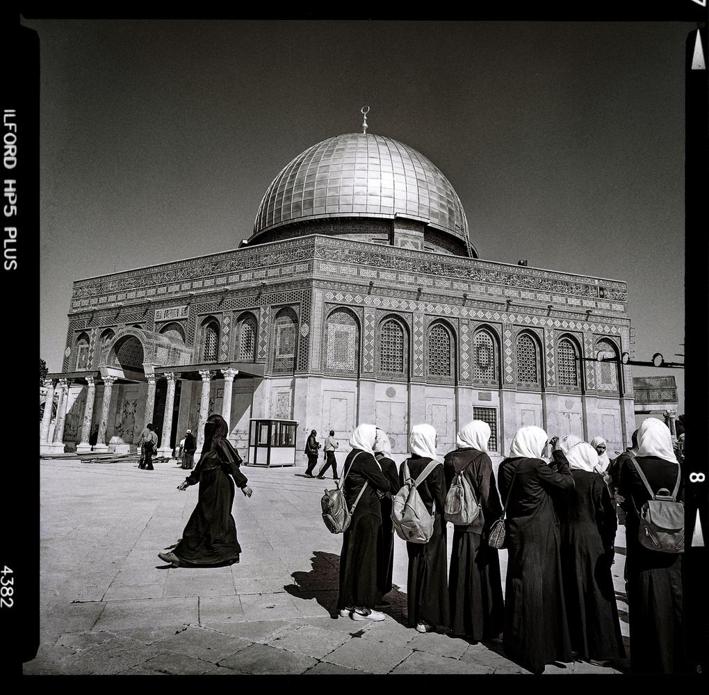 Mosque - Al Aqsa by Matthew Brown