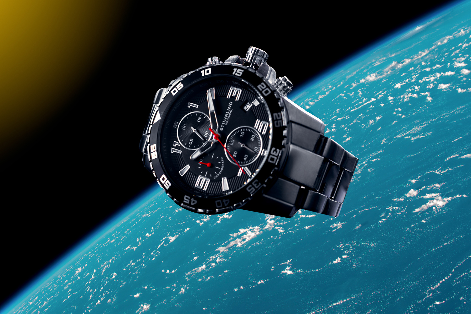 Watch Photography - In Space by Bart Edson