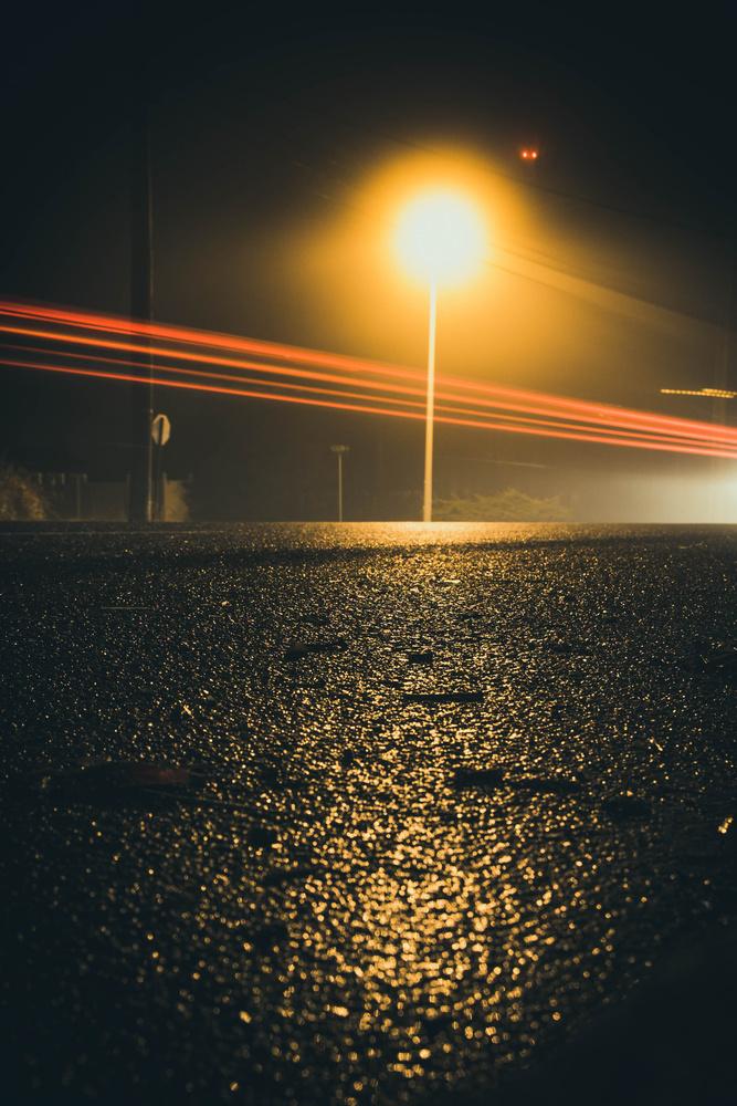 Road Exposure I by Isaiah Presley
