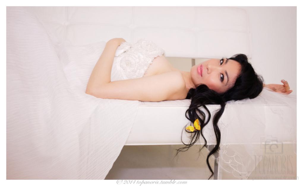 bridal muse 6 by Michael Topanoris