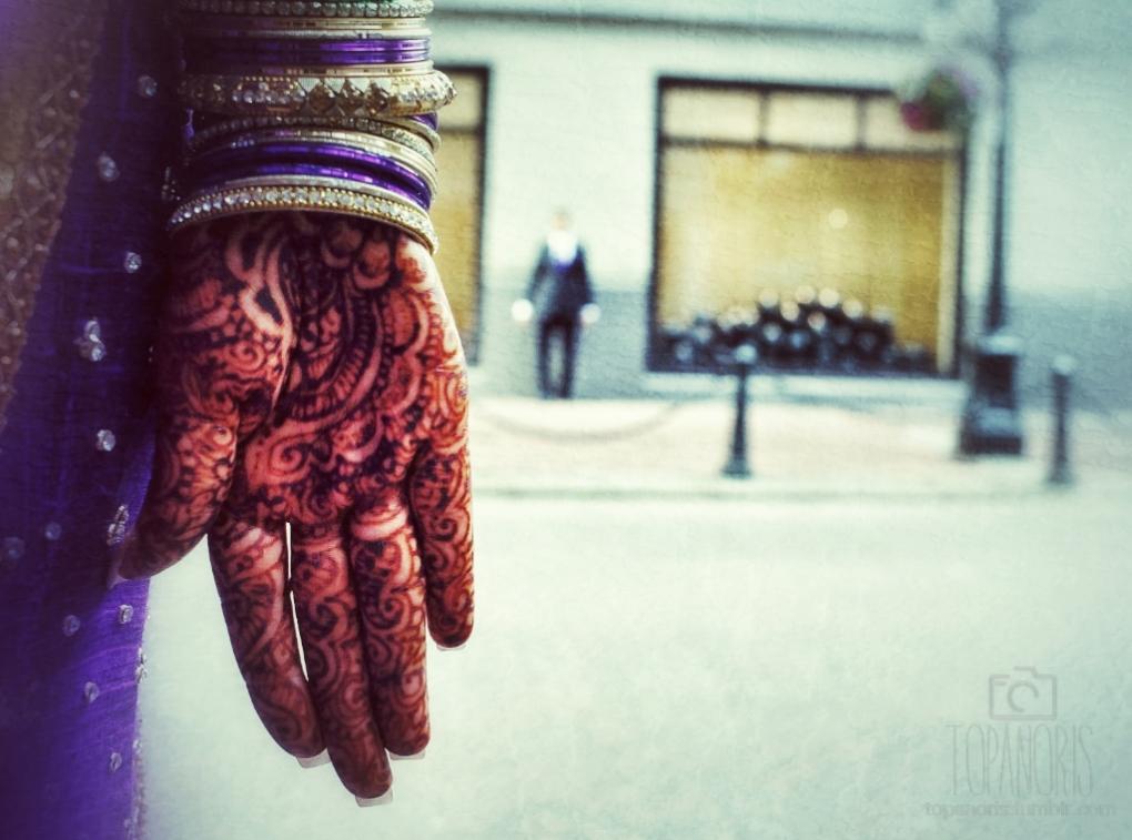 Hands by Michael Topanoris