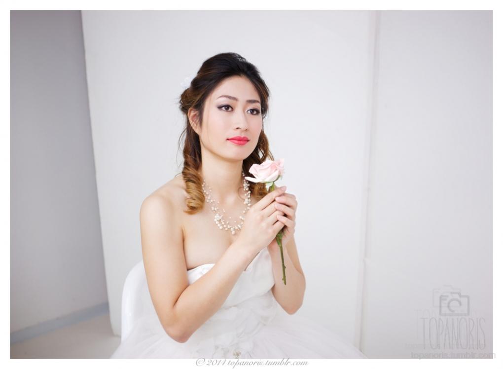 bridal muse 5 by Michael Topanoris
