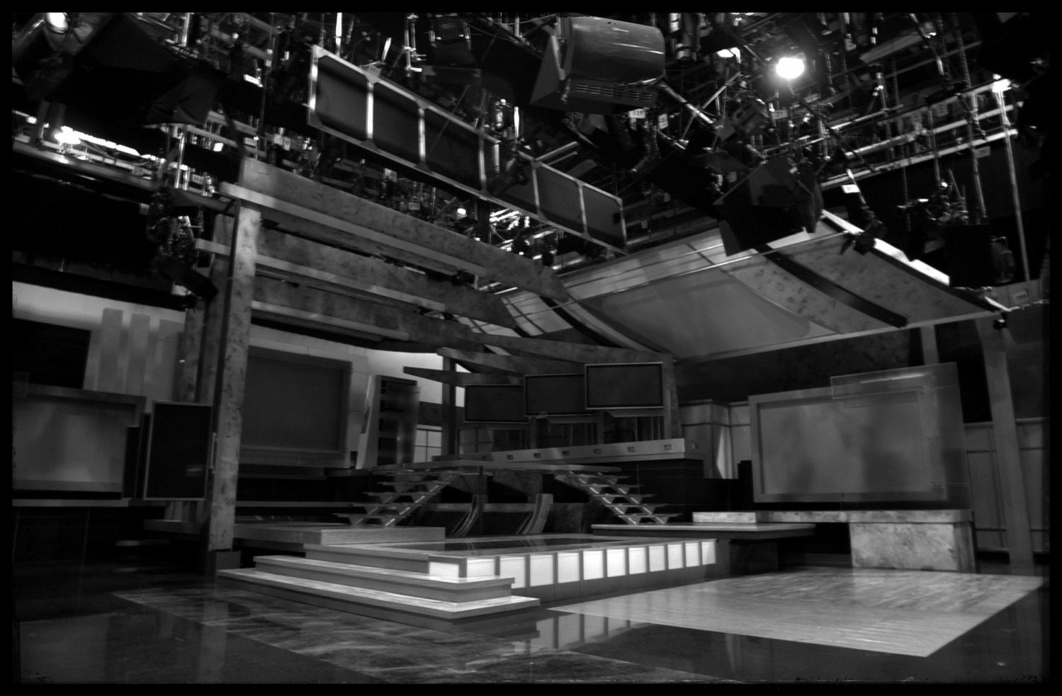 Empty Studio by Yves Van den Meerssche