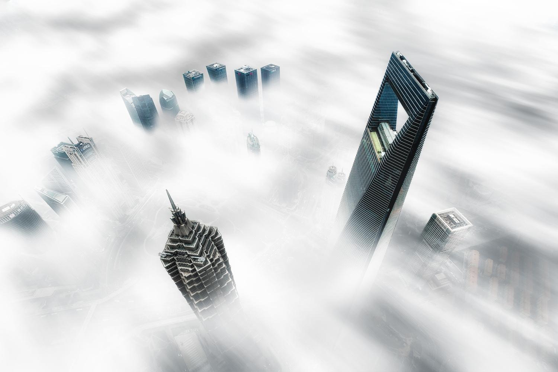Cloud City by John Kimwell Laluma