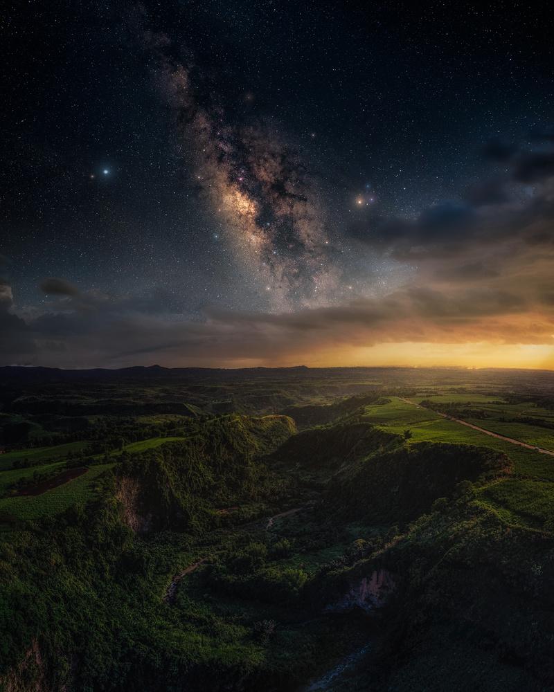 Visions of Earth by John Kimwell Laluma
