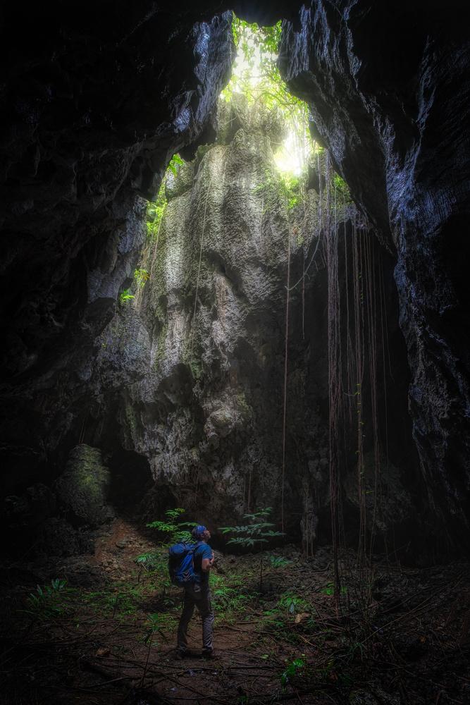 Tangil Cave by John Kimwell Laluma