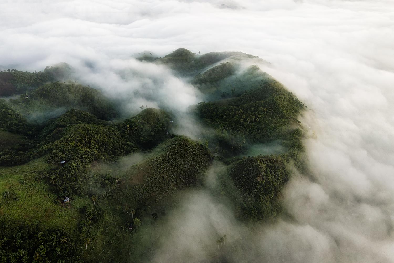 Cloudscape by John Kimwell Laluma