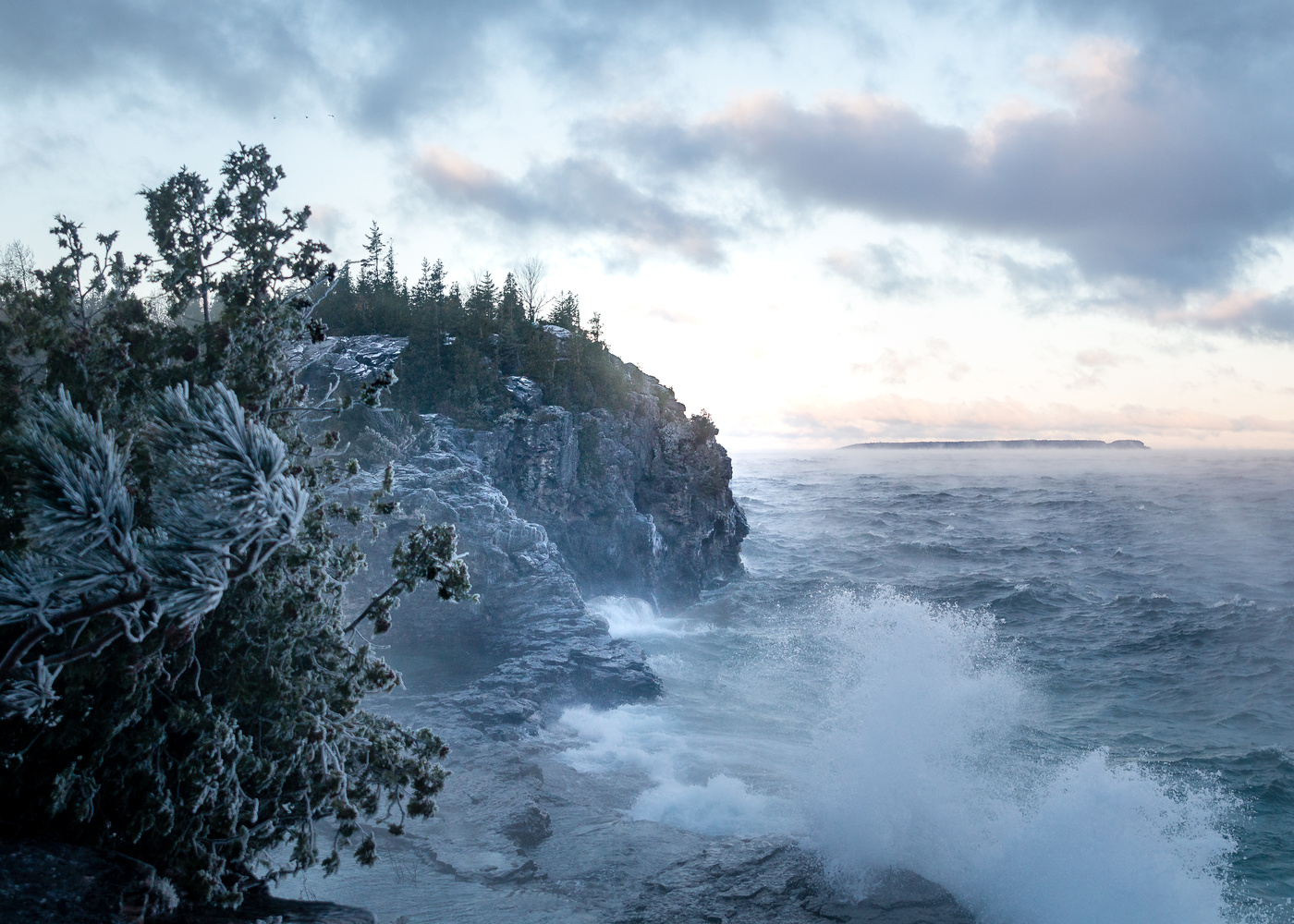 Indian Head Cove #2 by Greg Zmich
