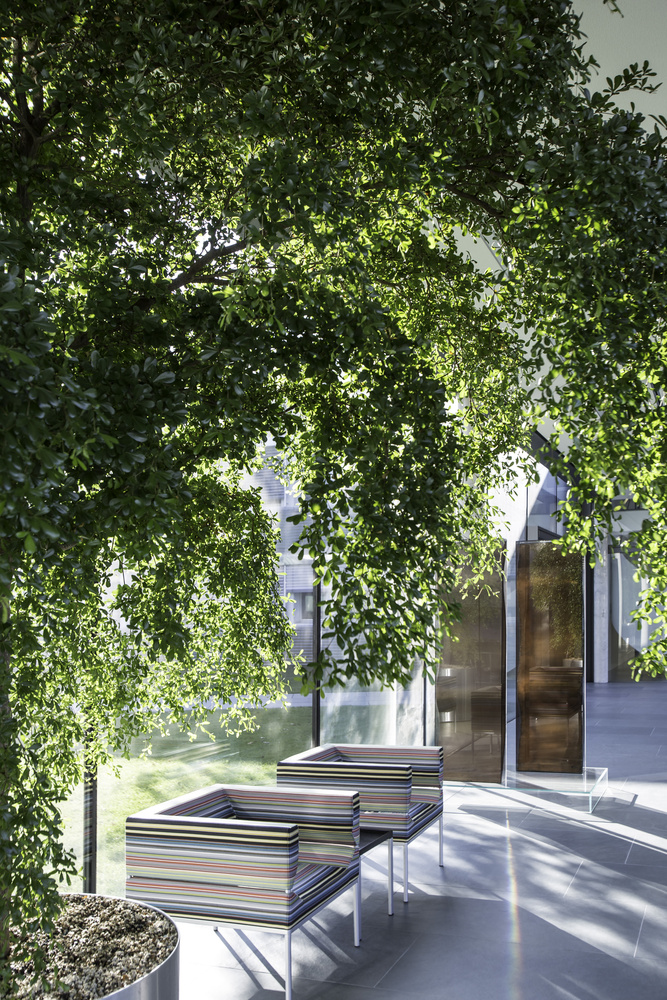 Binder HQ Austria by Trevor Palin