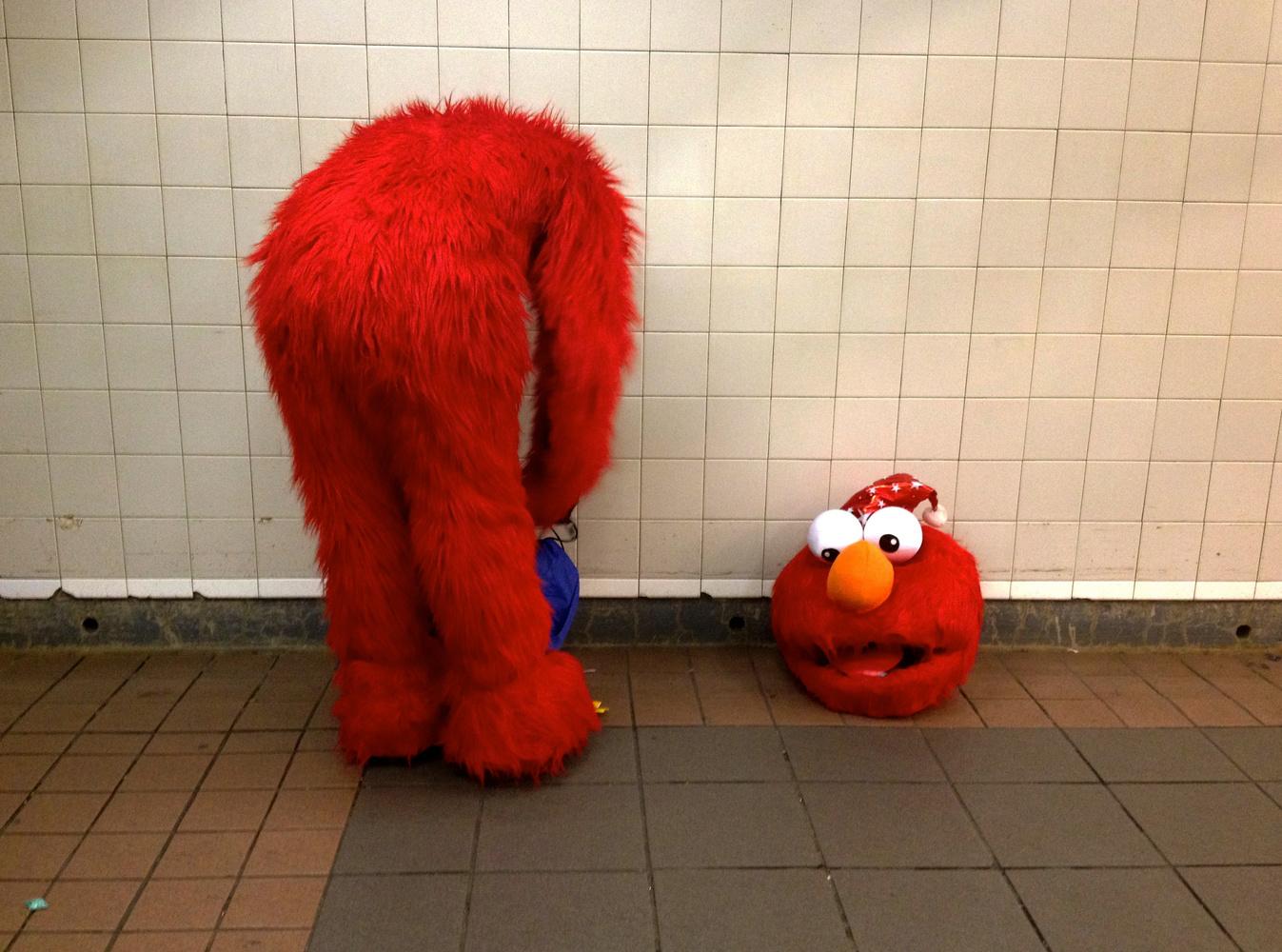 Elmo by Julio Ibarra