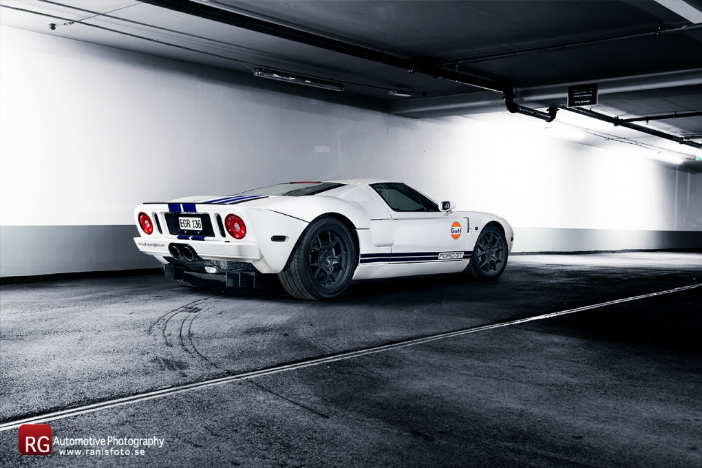 Ford GT Supercharger 900HP+ by Rani Giliana