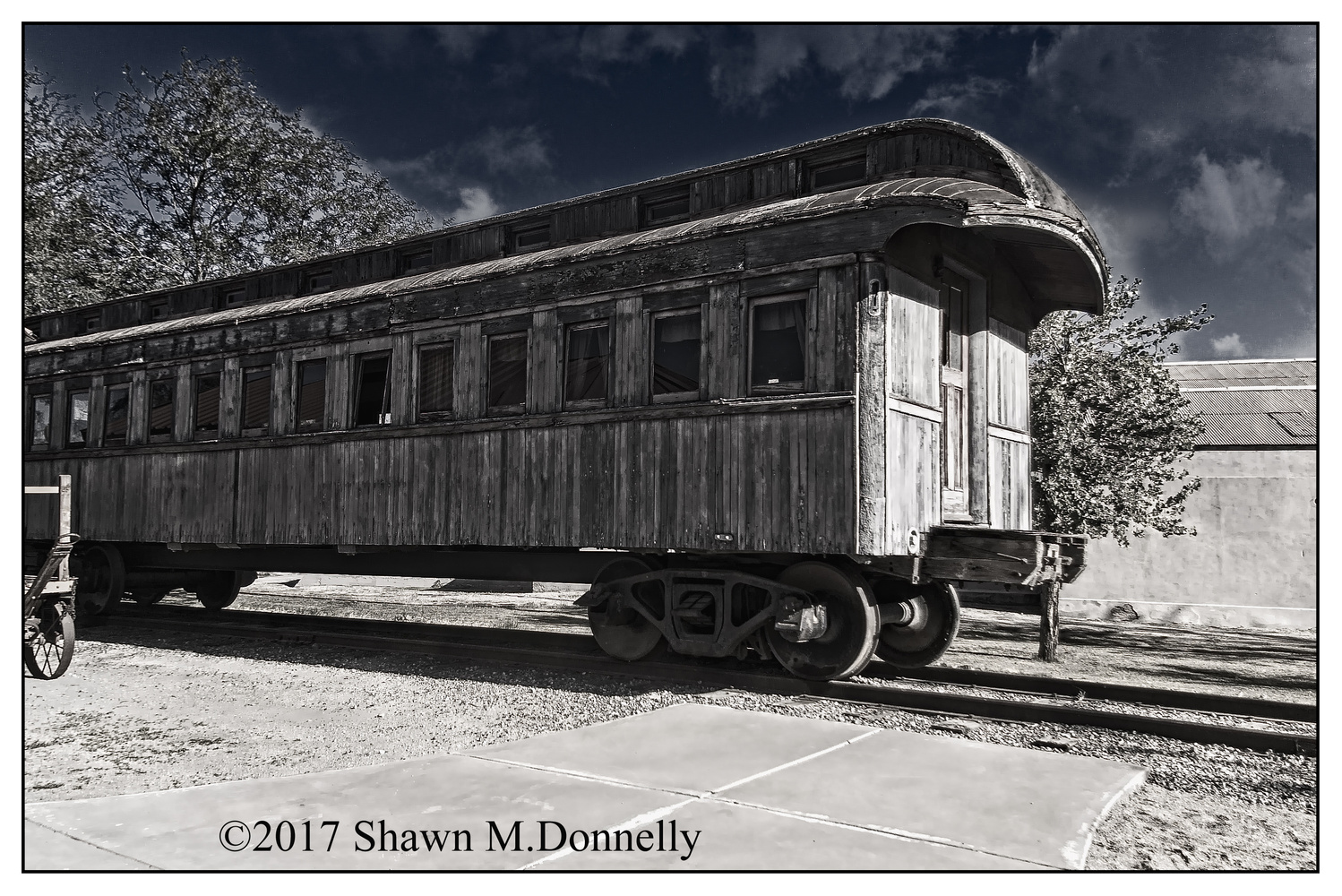 Side Tracked by Shawn Donnelly