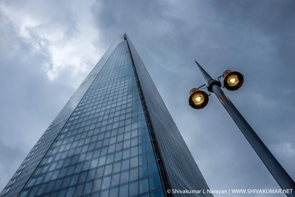 New Skyline of London by Shivakumar Lakshminarayana