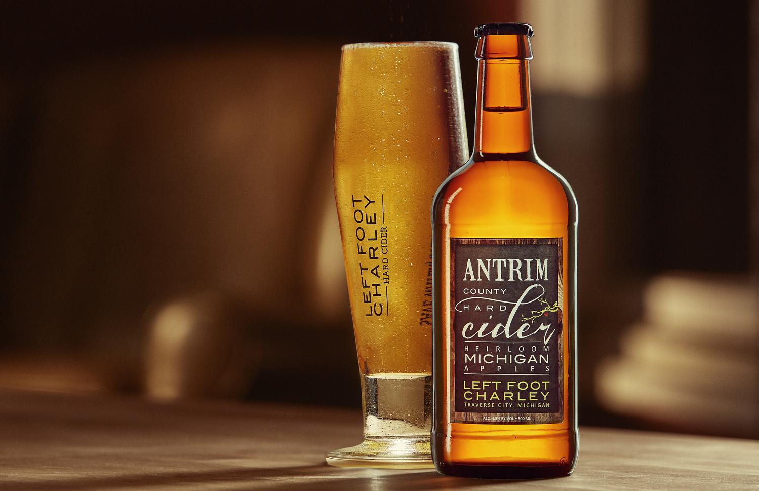 Antrim Hard Cider by Aaron McGrane