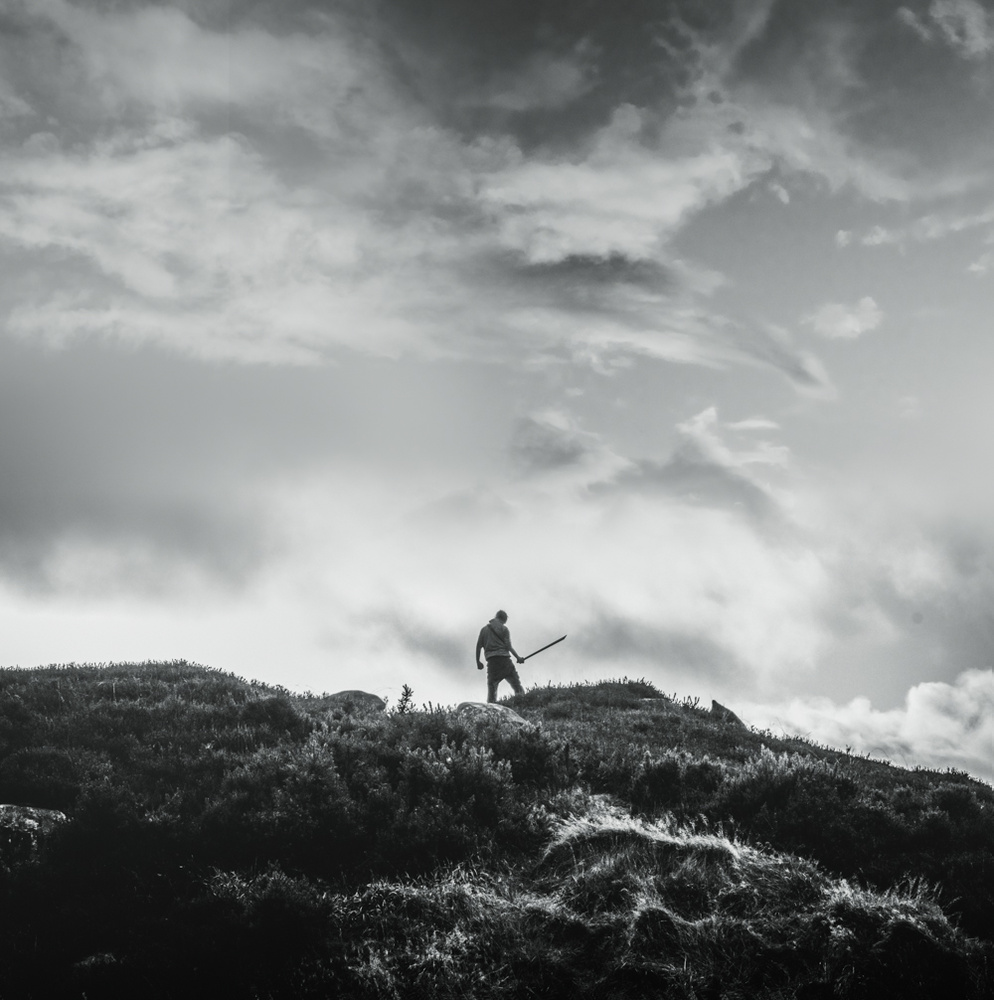 Kurosawa Hill by Tommie Kelly