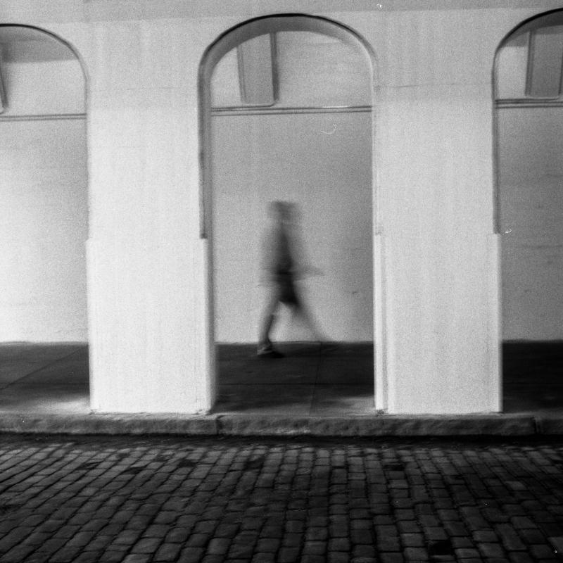 Tunnel Man by Jacob delaRosa