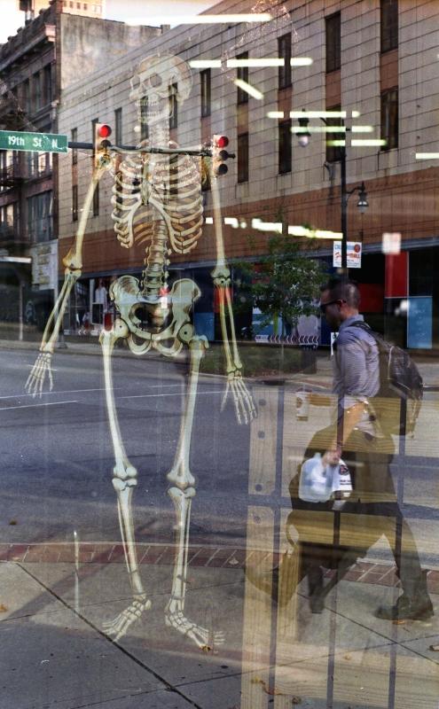 Skeletons by Jacob delaRosa