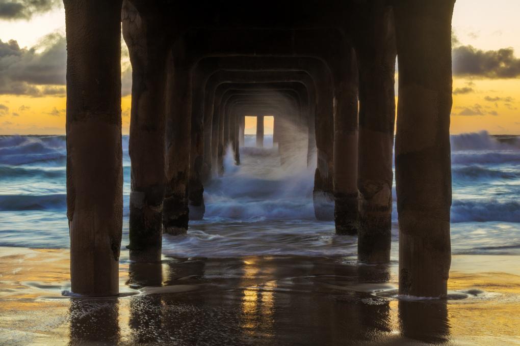 Rough Seas by Dan Solomon