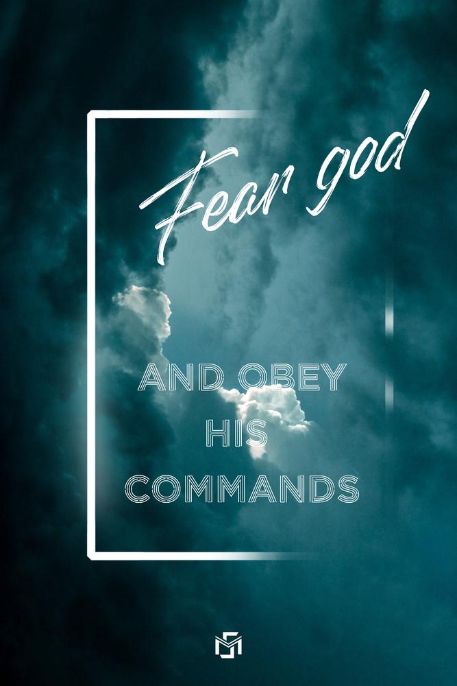 fear god by moncef santos