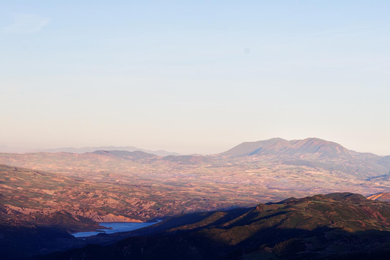 Tameguida sunrise by moncef santos