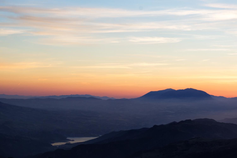 Tameguida sunset by moncef santos