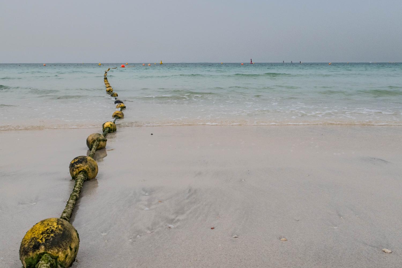 Jumeirah Beach, Dubai by Daniel Simon