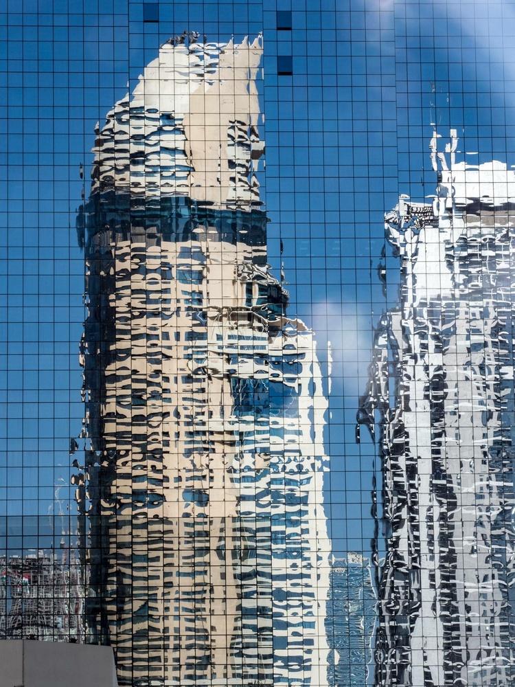 Jumeirah Lake Towers, Dubai by Daniel Simon