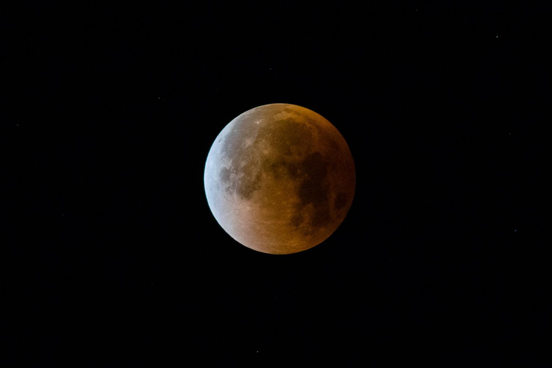 Super Blue Moon 2018 by Michael Boyd