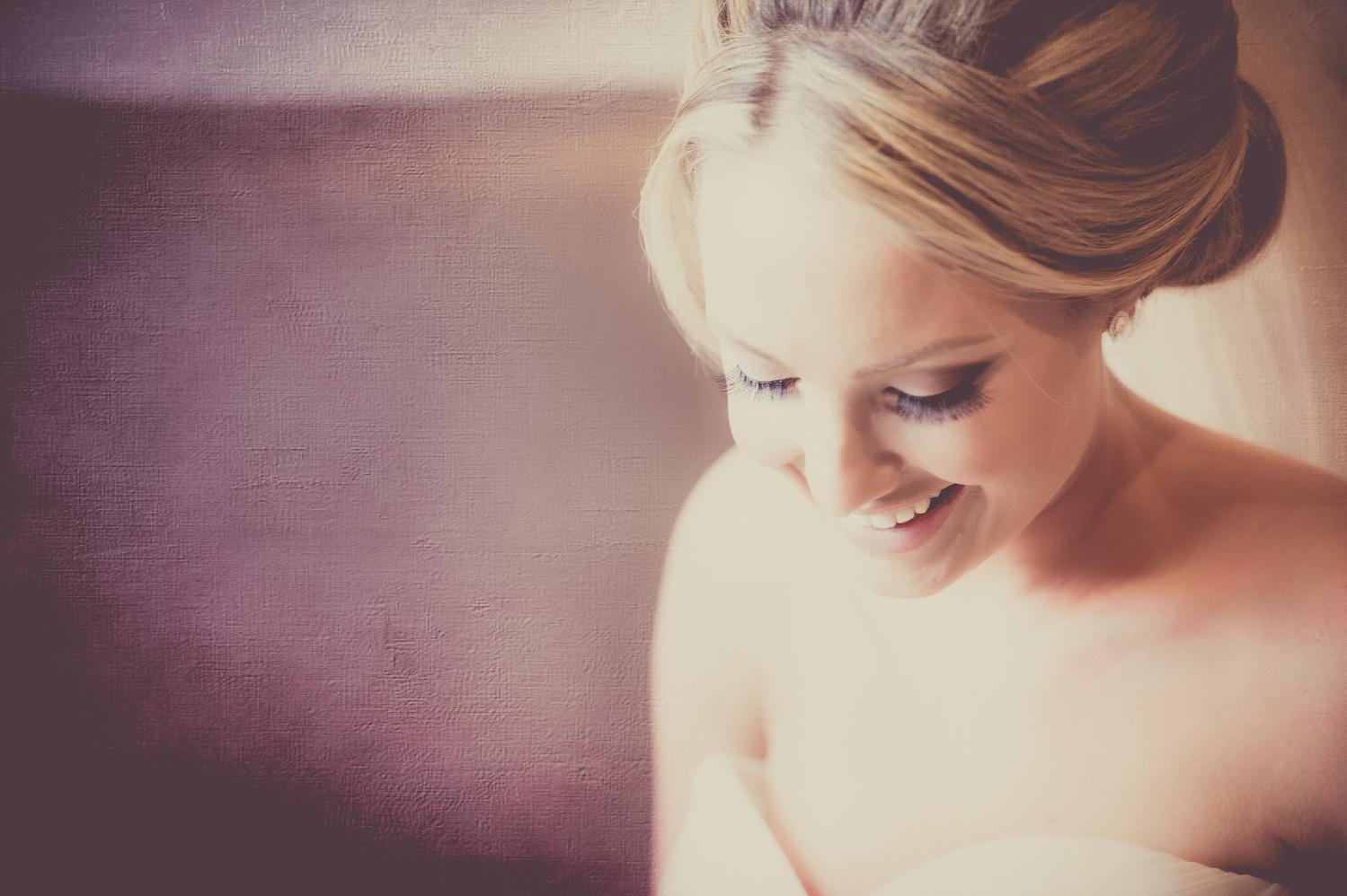 Bridal Portrait by Alison Bailey