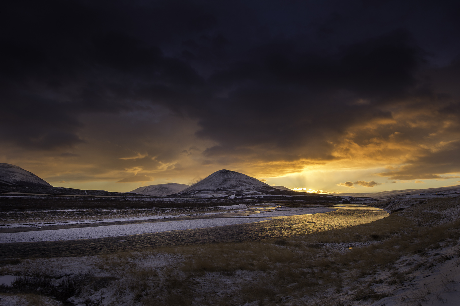 Land of fire and ice by Alison Bailey