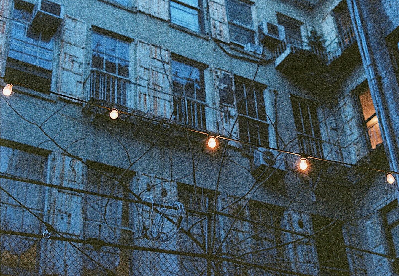 Soho, NYC by Ekaterina Soubbotina