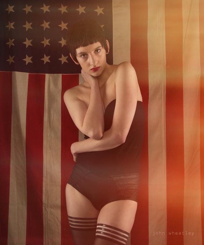 Stars & Stripes by john wheatley