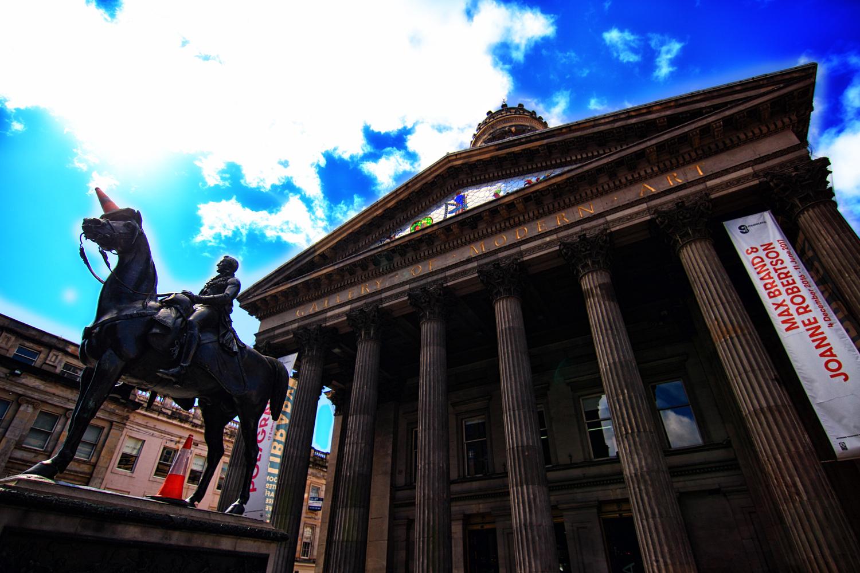 Glasgow's Gallery of Modern Art by David Ross