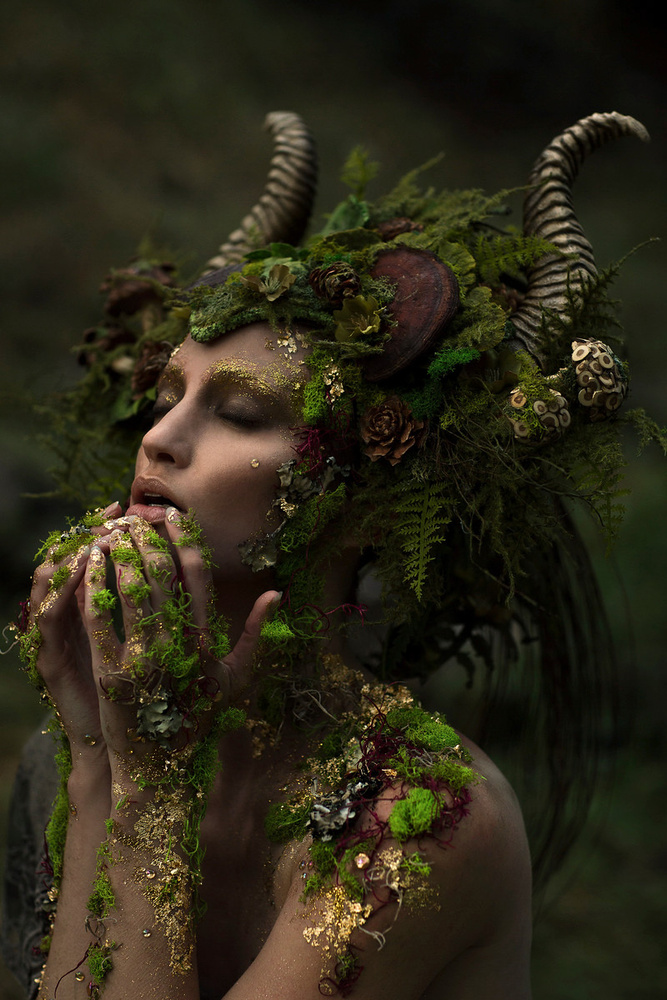 Mother Nature  by Emily Teague