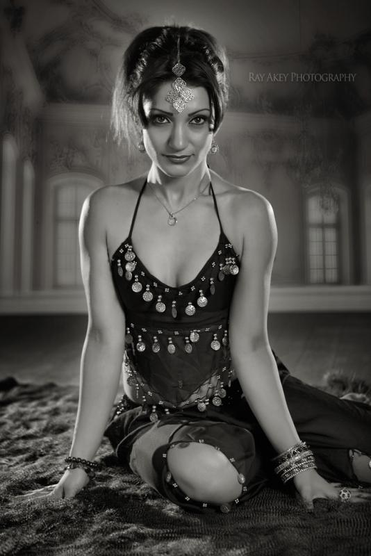Arabian Queen by Ray Akey
