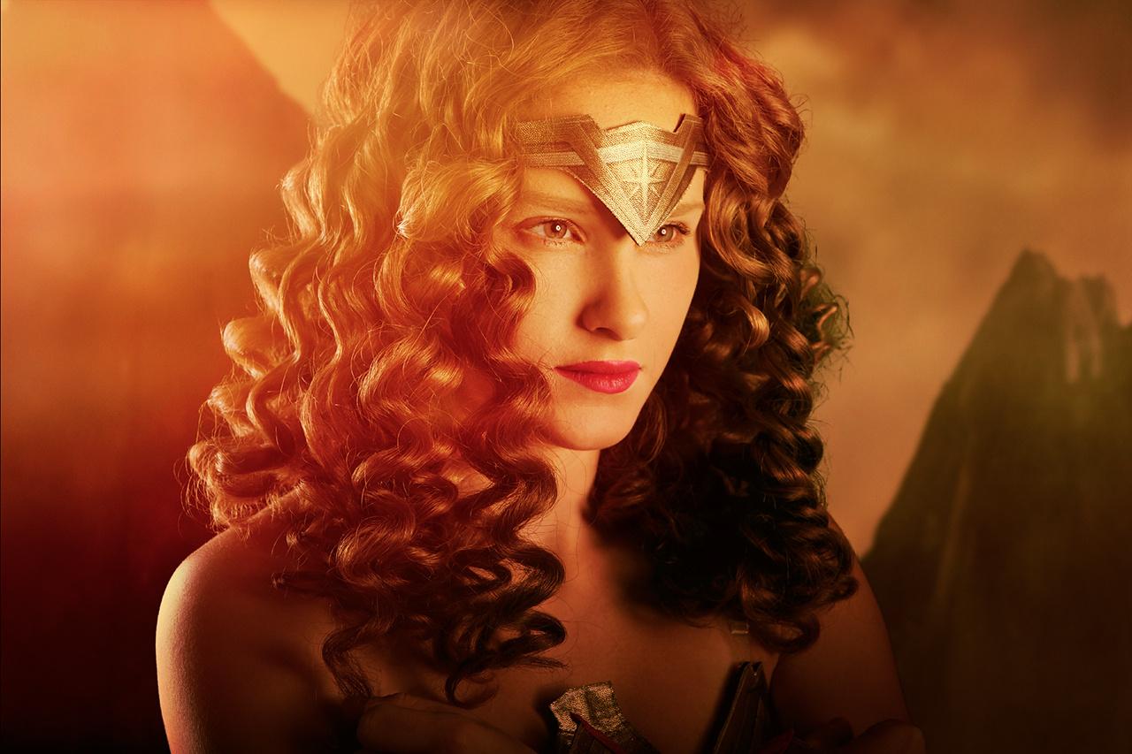 Cosplay - Natalie - Wonder Woman by Ray Akey