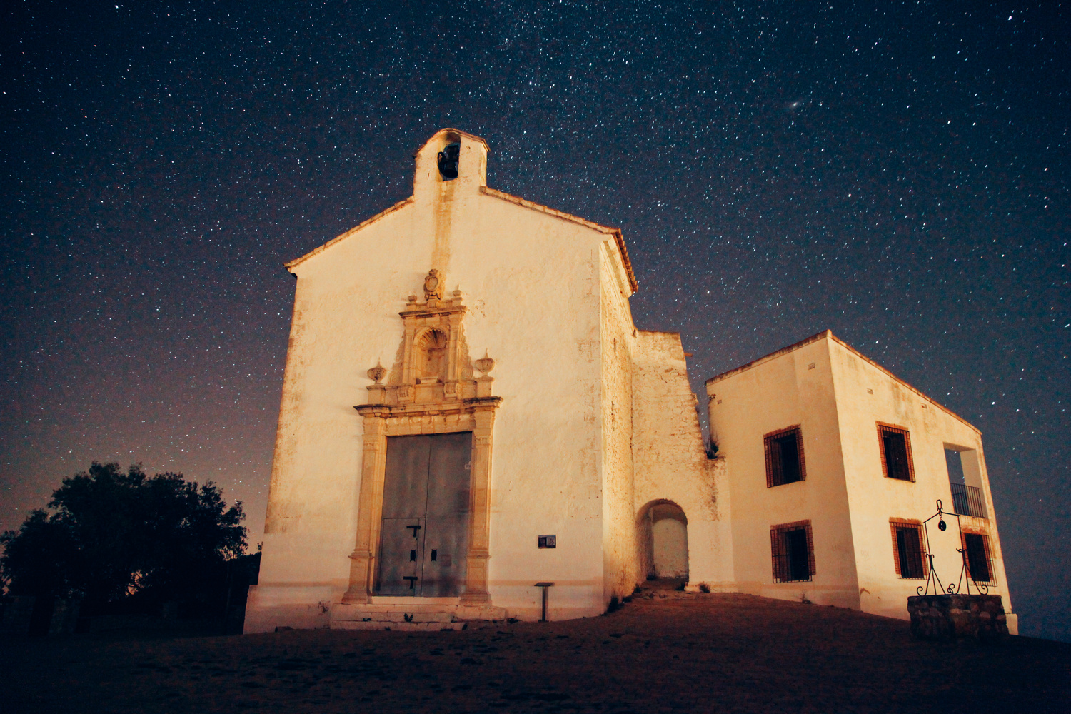 Ermita Santa Lucia by Tim Krause