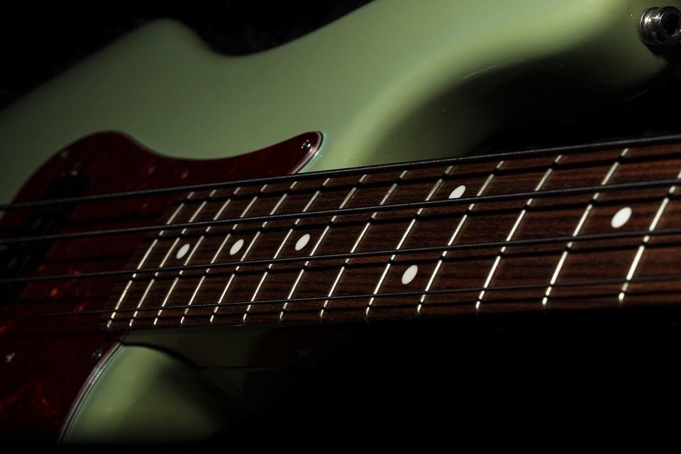 Funky Old P Bass  2 by Randall B