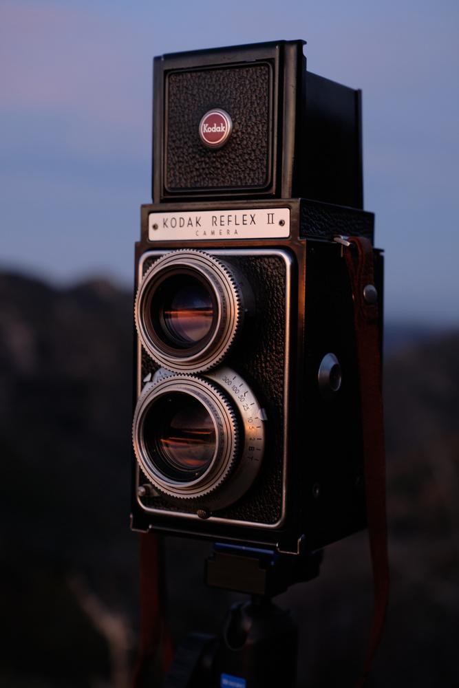 Kodak Reflex II landscapes by Julio Rodriguez