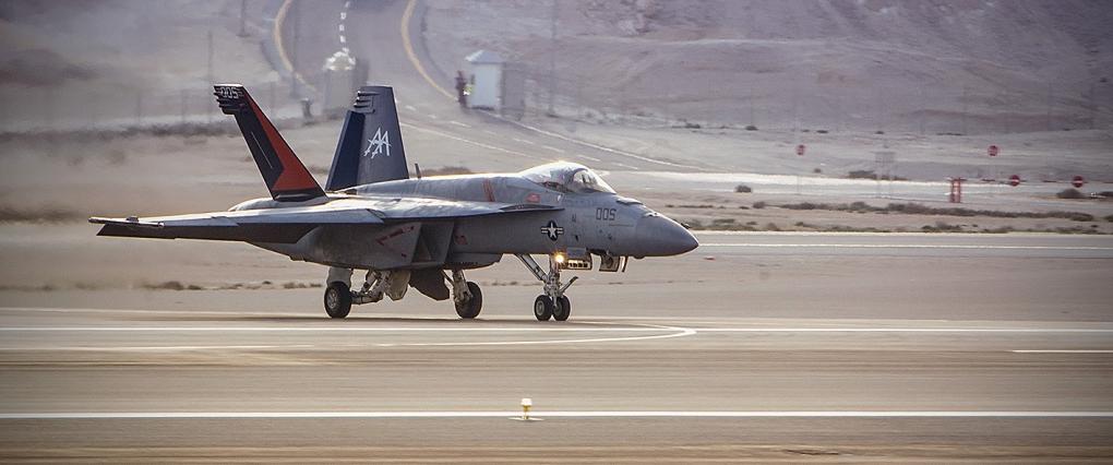 FA-18 Hornet by Faisal Ahmed