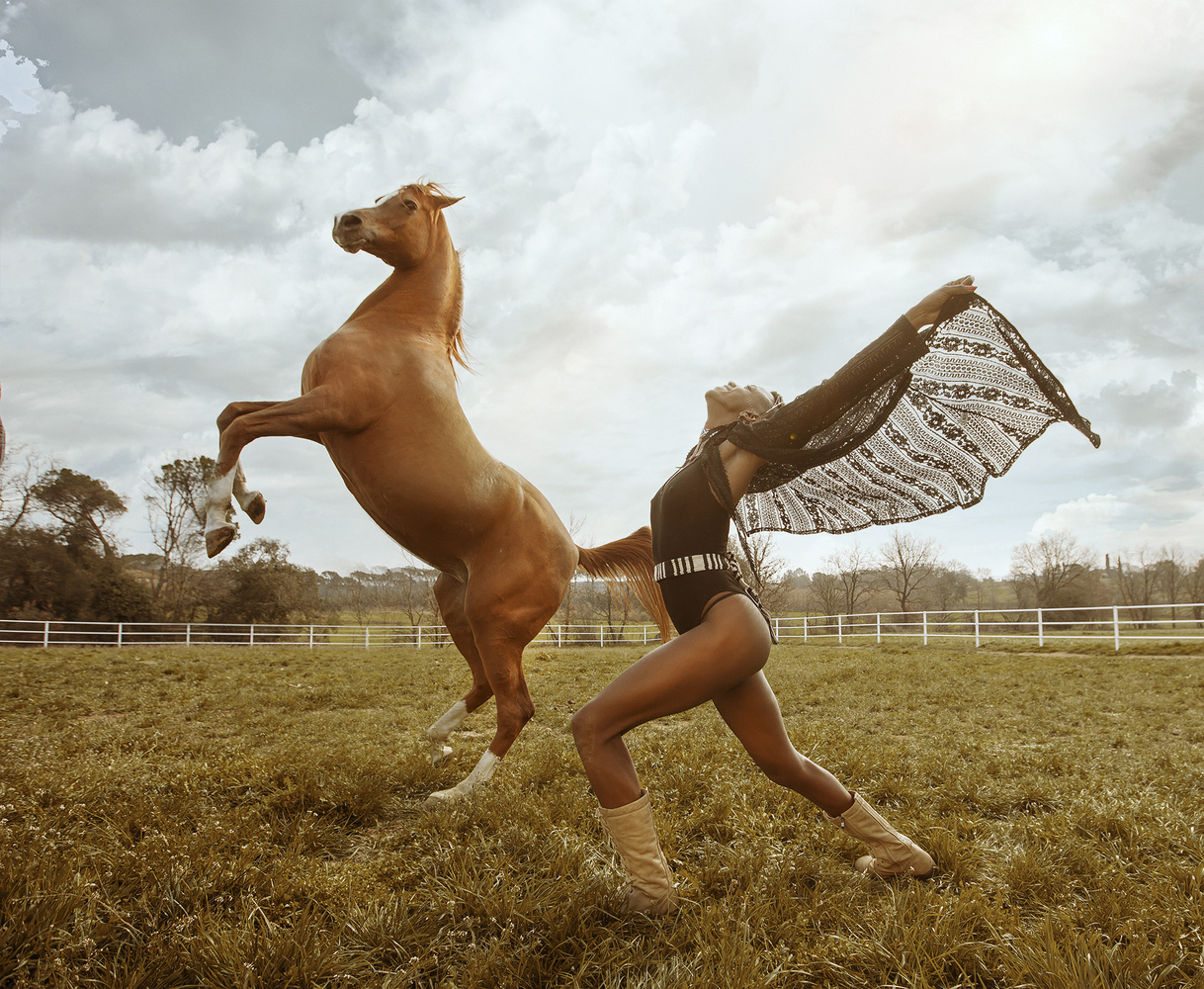 Spirit Animal  by Kiko Romano