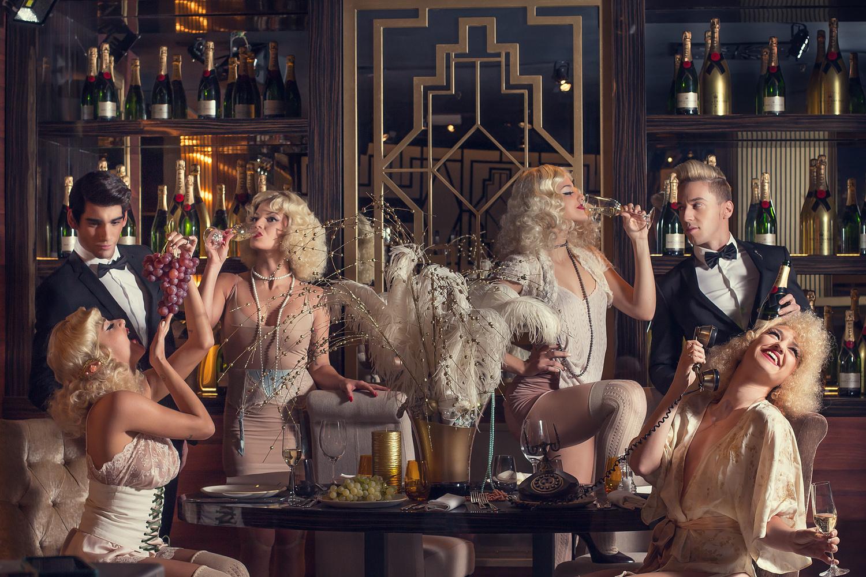 Gatsby Barcelona by Kiko Romano