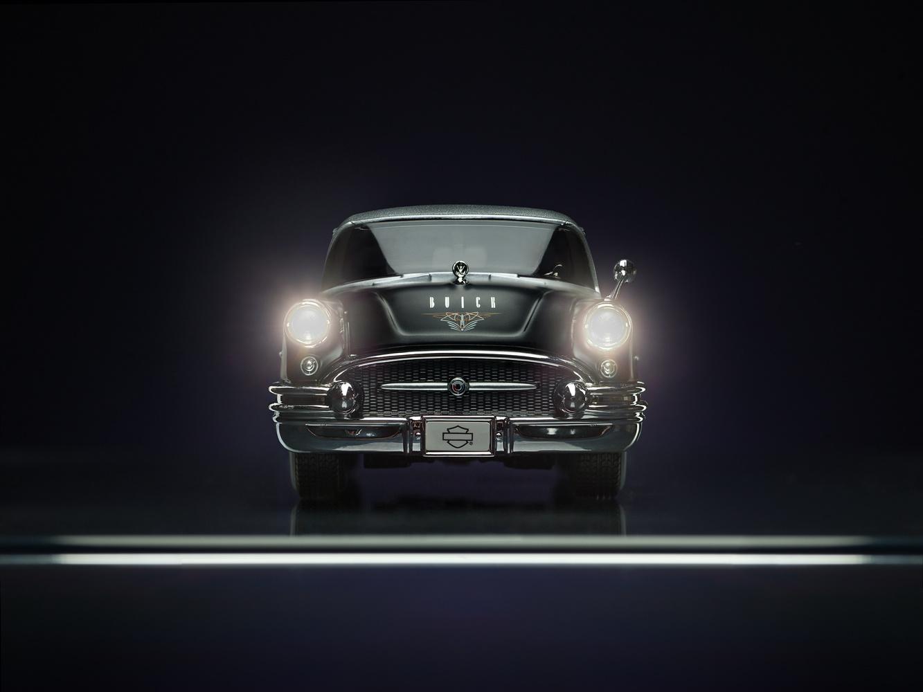 Buick 1955 by Alexander Khokhlov