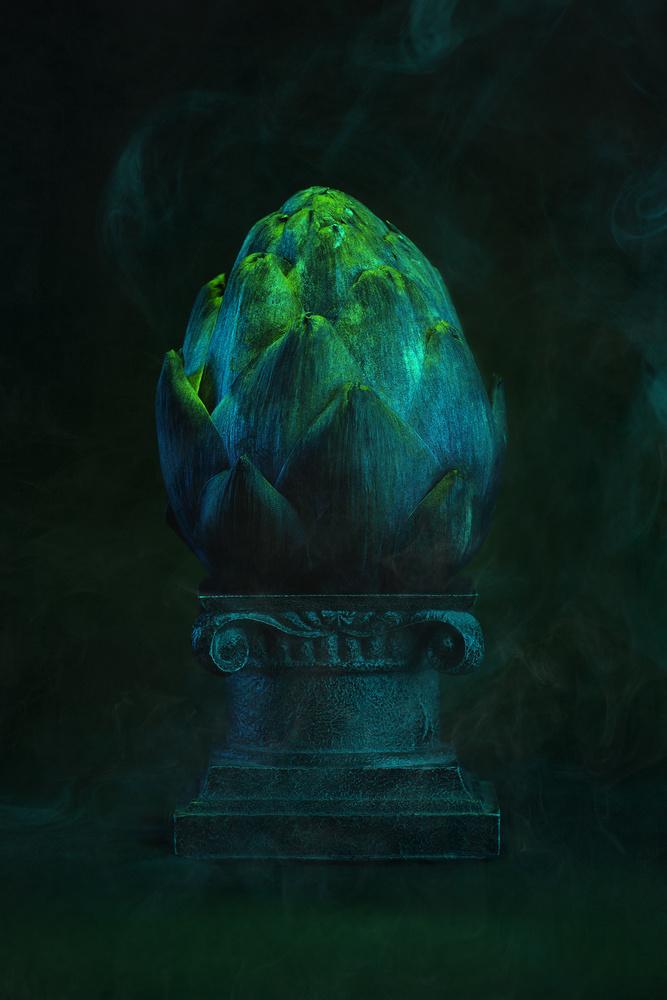 Dragon's Egg by Alexander Khokhlov