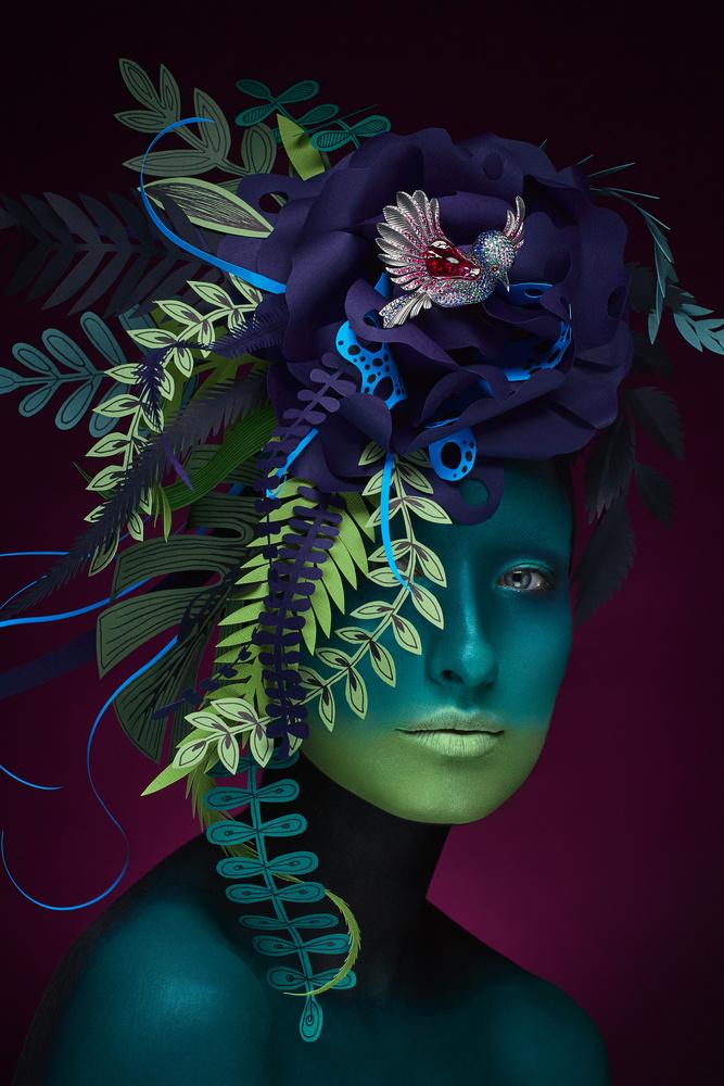 Eden by Alexander Khokhlov
