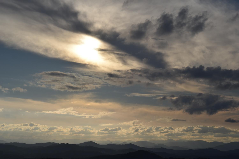 Mountain Vista by Conrad Stoltzfus