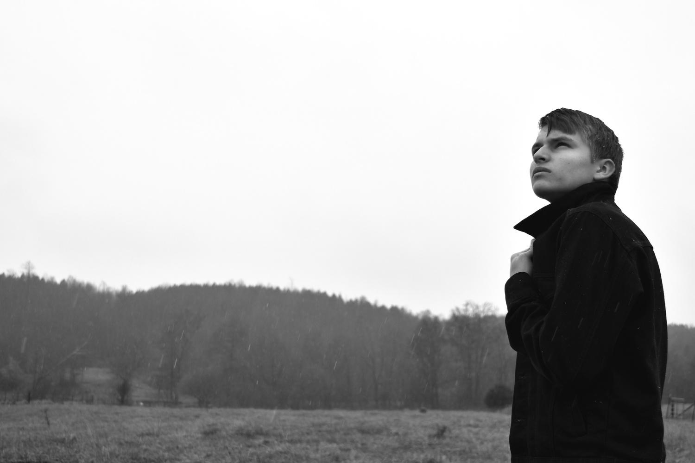 Winter Rain by Conrad Stoltzfus