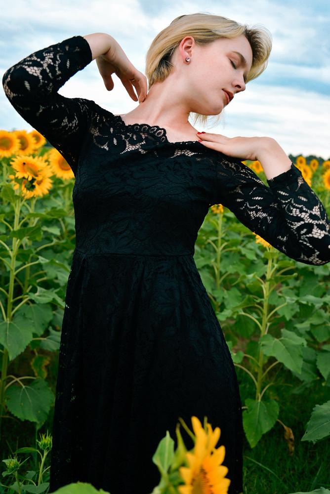 Black Dress Pt 1 by Christopher Williams